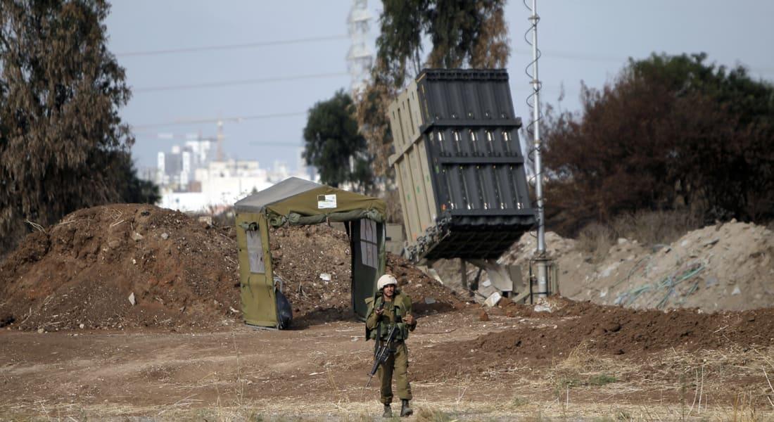 بالفيديو.. انطلاق صافرات الإنذار واعتراض القبة الحديدية لصاروخ فوق تل أبيب