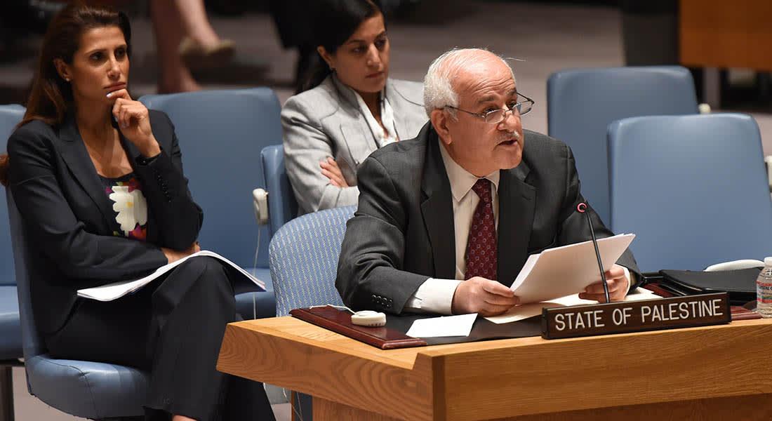 صحف: بكاء مندوب فلسطين بالأمم المتحدة وتهديد إرهابي ضد المغرب