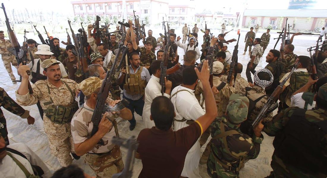 HRW: حملة قتل جماعي بالرصاص والإحراق لسجناء سنة بواسطة قوات الأمن العراقي