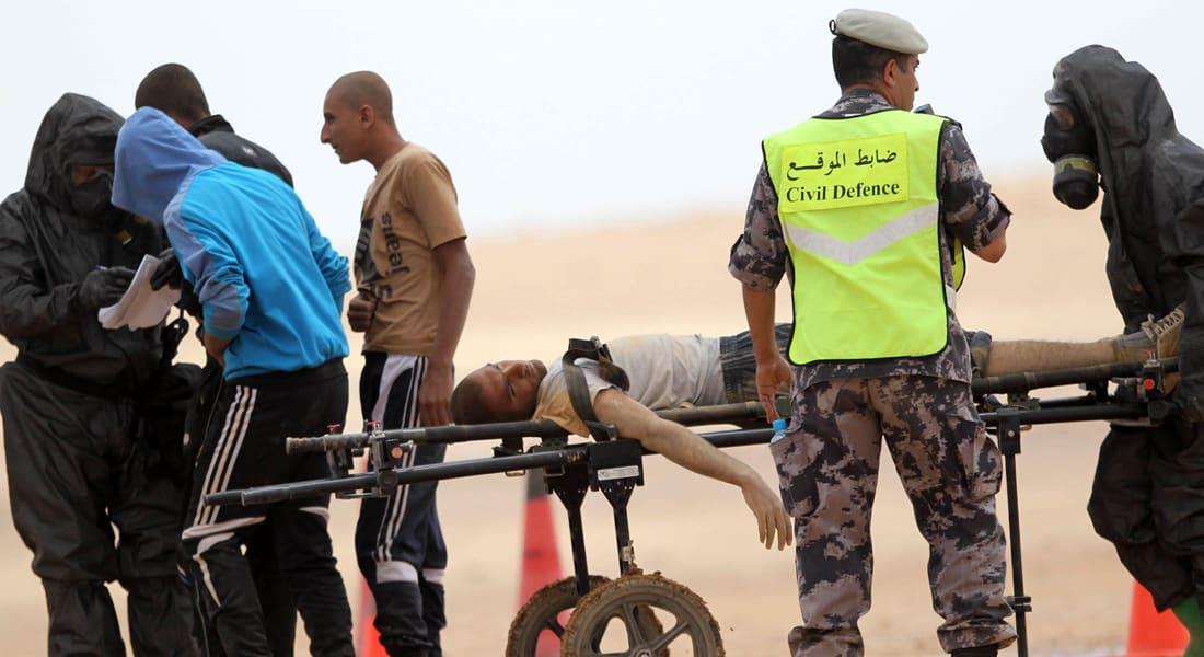 الأردن : مقتل عنصر في الجيش السوري الحر بالرصاص في ظروف غامضة