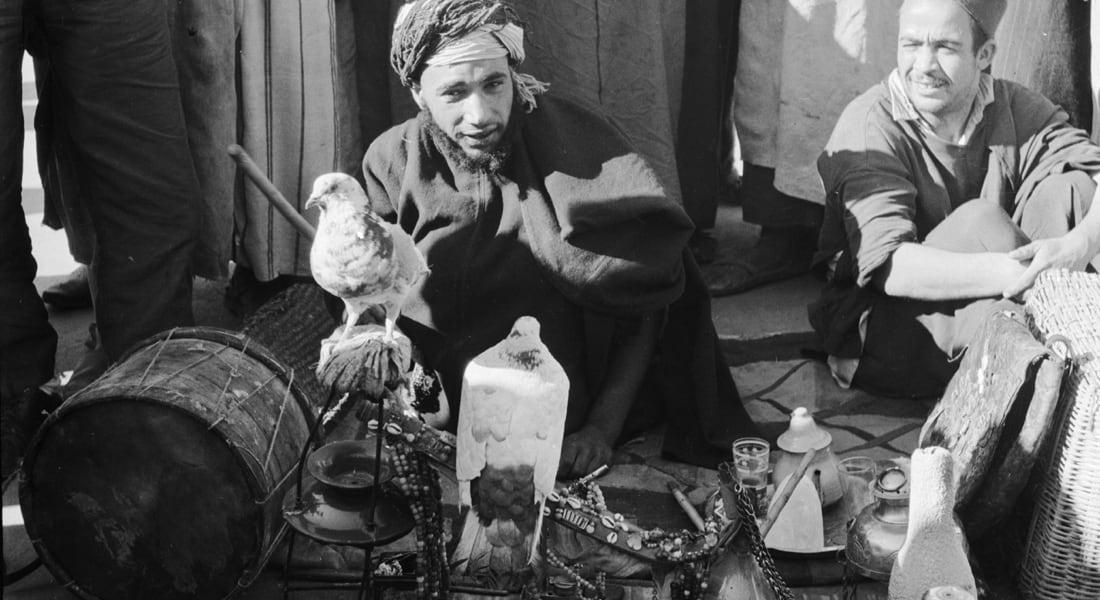 """ساحر في المغرب يتمتم: """"هذه التعويذة للانتقام"""""""