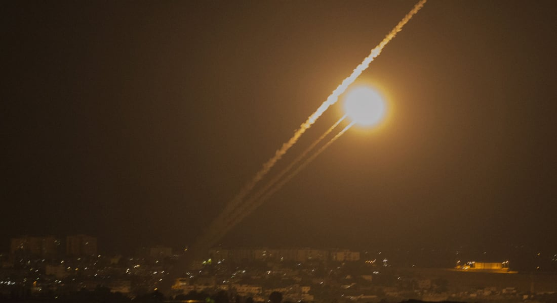 """صواريخ """"الجعبري"""" تضيء سماء تل أبيب و 15 قتيلا في الرد الإسرائيلي على غزة"""