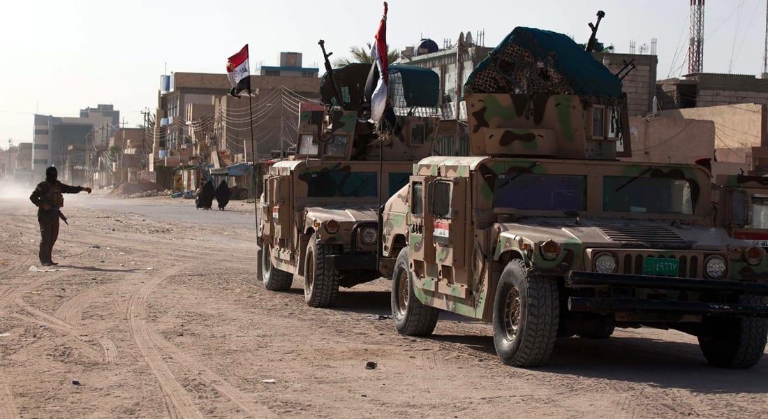 """العراق: نخوض حربا غير نظامية وجميع القوات التي تقاتل """"داعش"""" عراقية"""