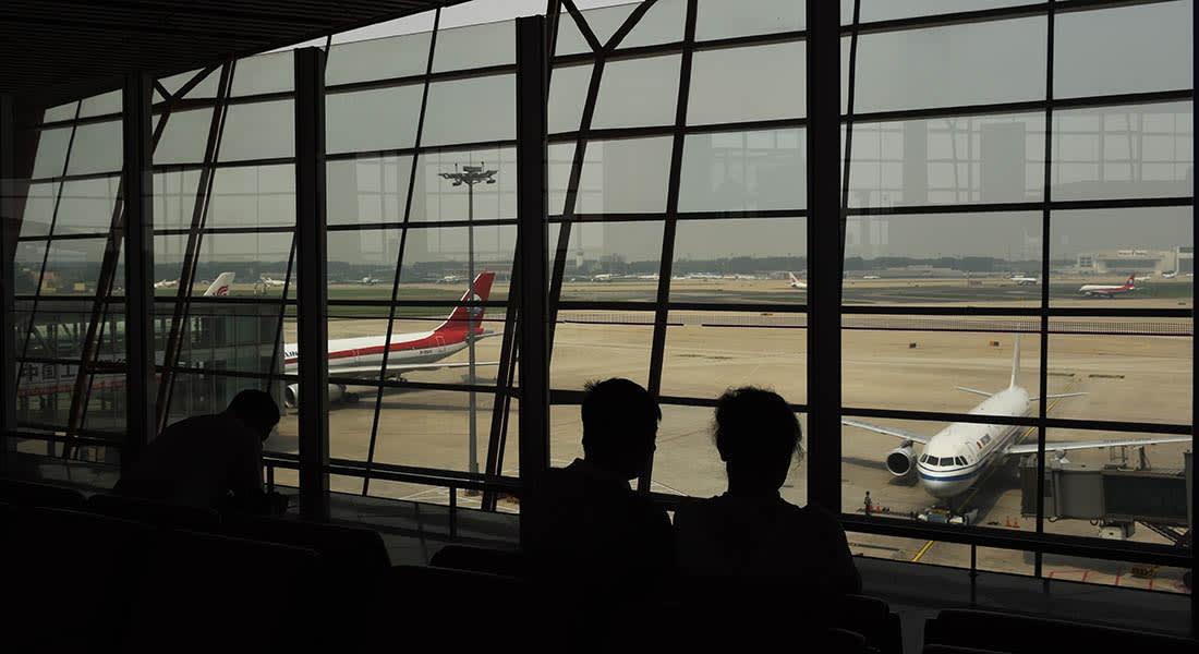 """في فنزويلا.. مطار يفرض رسوما على المسافرين مقابل """"استخدام الهواء"""""""