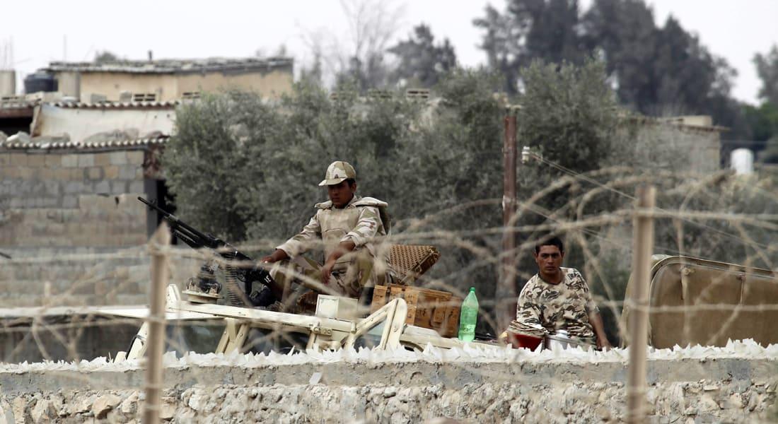 مصر: ضبط صاروخين موجهين وجاهزين للانطلاق نحو إسرائيل برفح