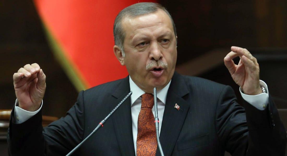 اردوغان: الصواريخ المفترض إطلاقها من حماس لم تقتل أحدا وإسرائيل قتلت للآن 200 فلسطيني