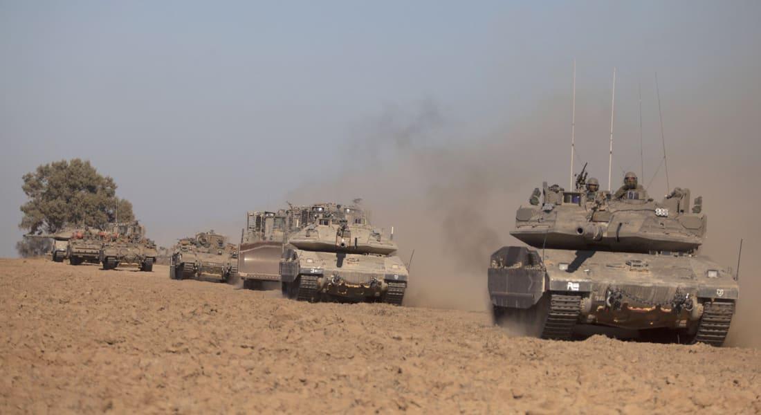 في ليلة هي الأسوأ .. الجيش الإسرائيلي يبدأ باجتياح بري لقطاع غزة