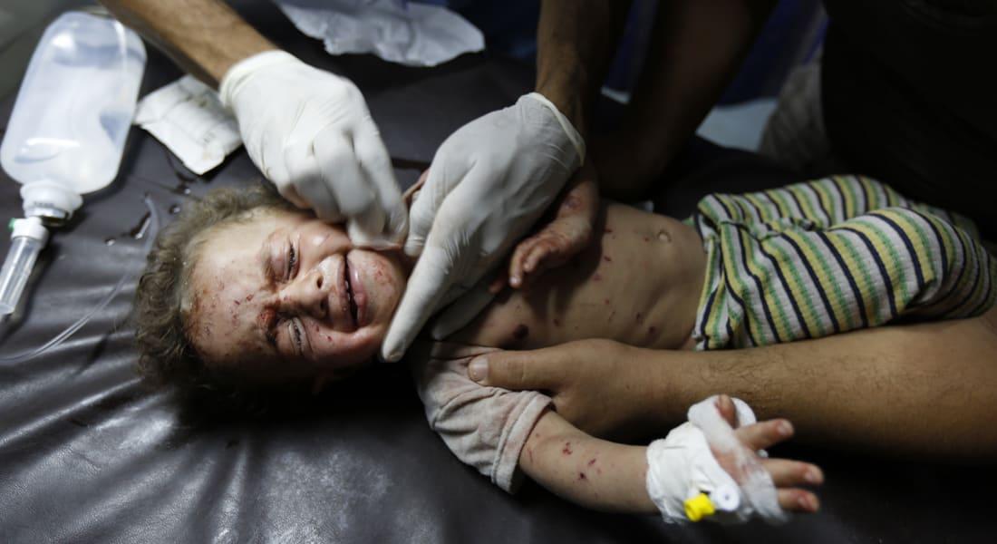 حماس: إسرائيل ستدفع ثمنا غاليا للاجتياح البري، وكي مون يدعو تل ابيب تفادي المدنيين