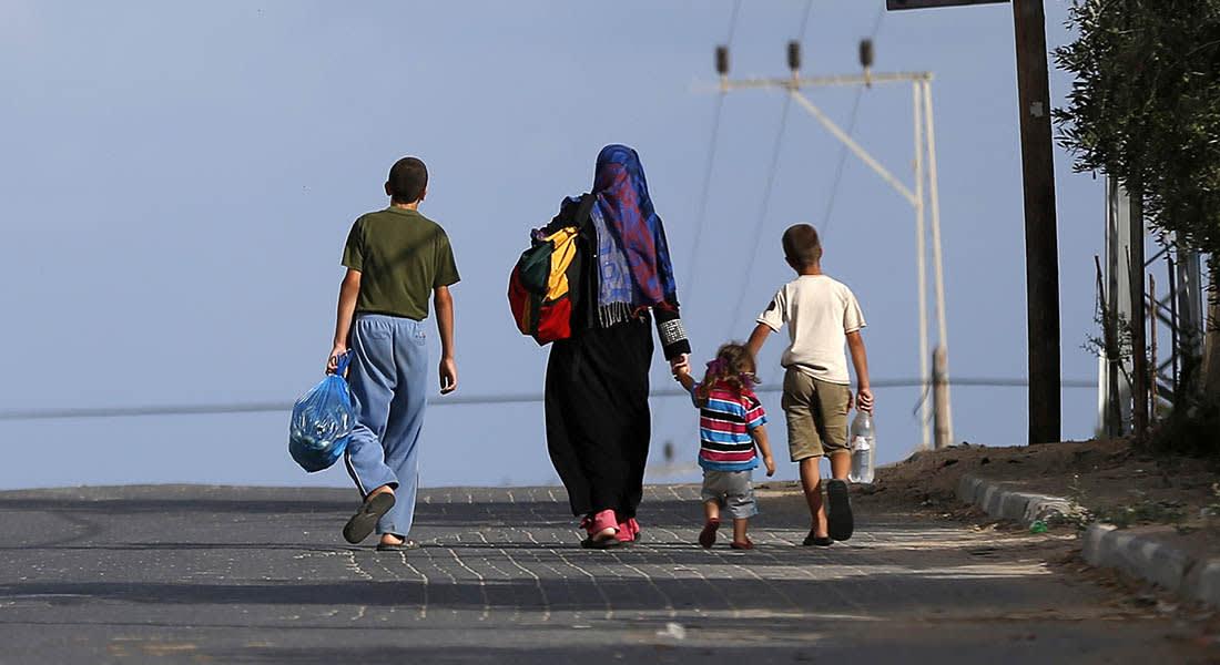 الحياة في غزة: البحث عن الأمان أو الاستسلام للقدر