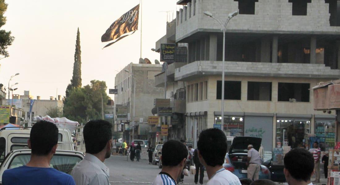 """نشطاء: """"داعش"""" ترجم امرأة حتى الموت بتهمة الزنا، وتقتل 90 عقب السيطرة على حقل للغاز بحمص"""
