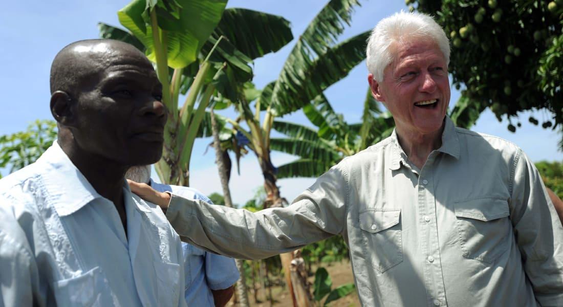 """كلينتون ينعى باحثين في """"الأيدز"""" على متن """"الماليزية"""" كان سيحضر مؤتمرهم"""