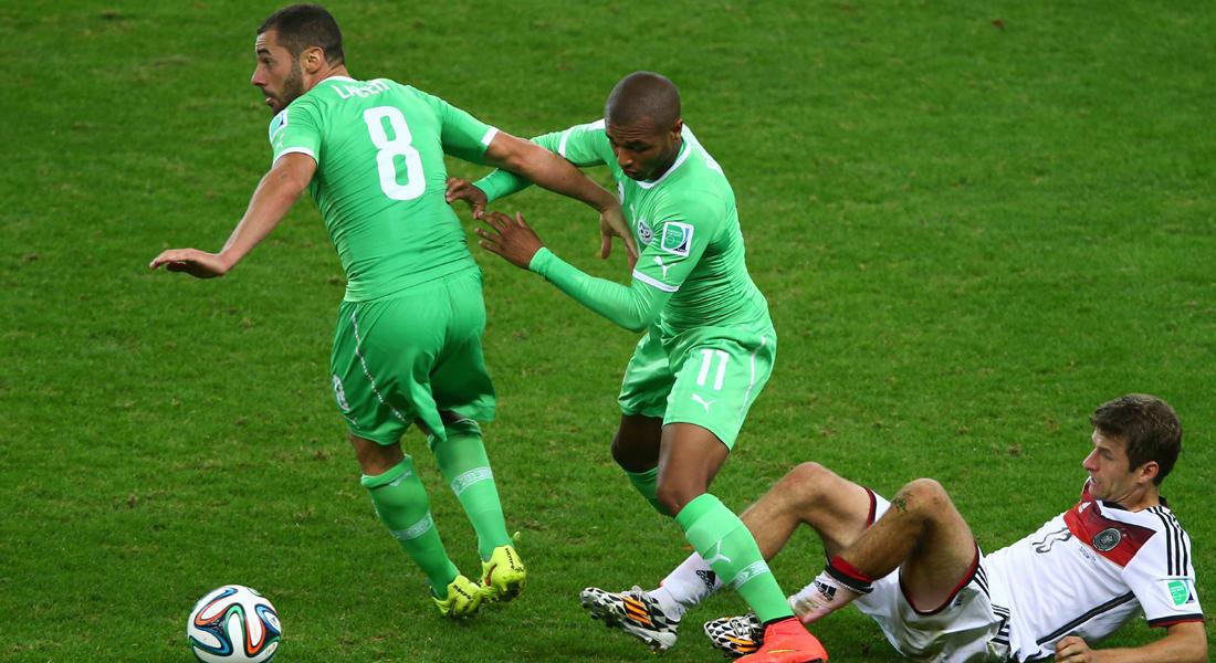 الفرنسي غوركوف يخلف حليلوزيتش رسمياً على رأس المنتخب الجزائري