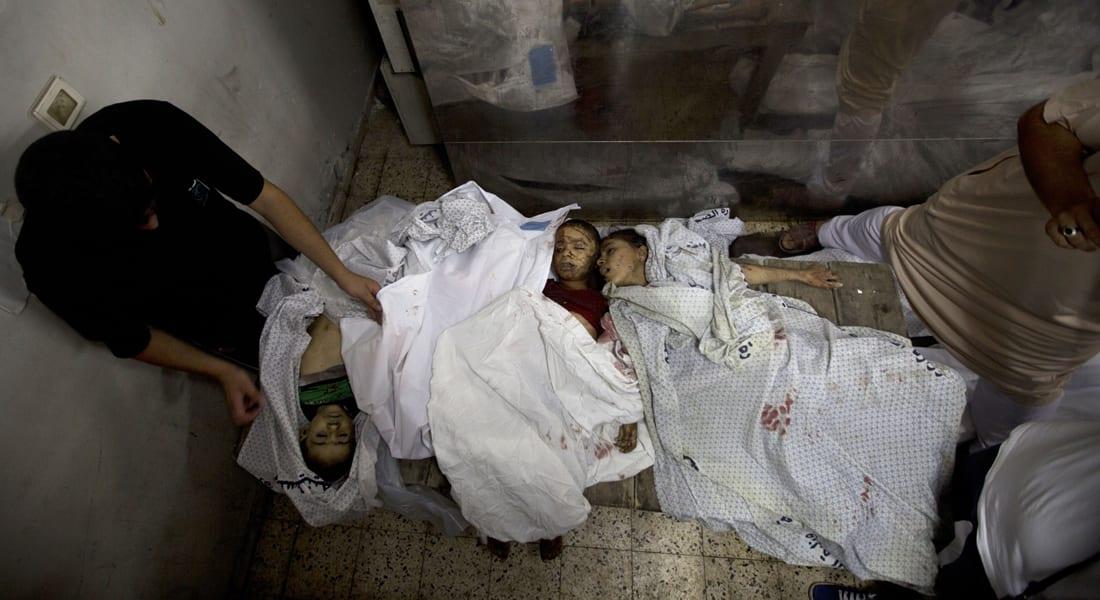 غزة: 40 قتيلا بحي الشجاعية.. إسرائيل تقبل هدنة ساعتين لسحب الجثث والجرحى وتدعو السكان للمغادرة