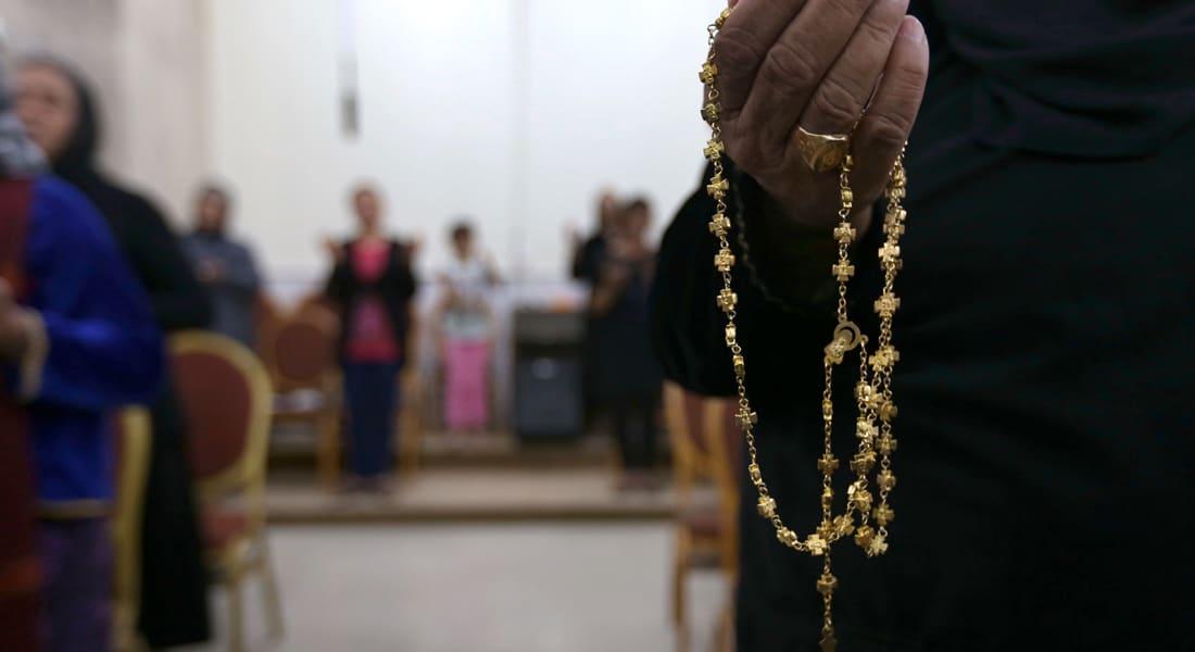 """""""سلمان الفارسي"""" يفرض 450 دولارا جزية على مسيحيي الموصل.. وأمريكا تشجب الاضطهاد الديني"""