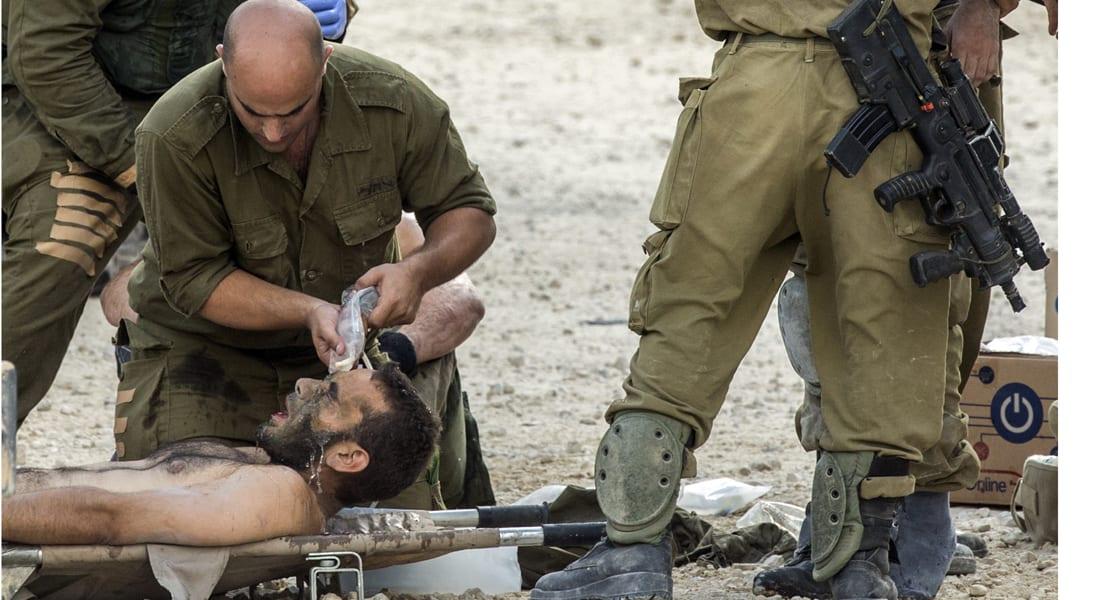 يوم غزة الأعنف ..كتائب القسام تعلن عن أسر جندي ومقتل 14 وسقوط 87 قتيلا فلسطينيا