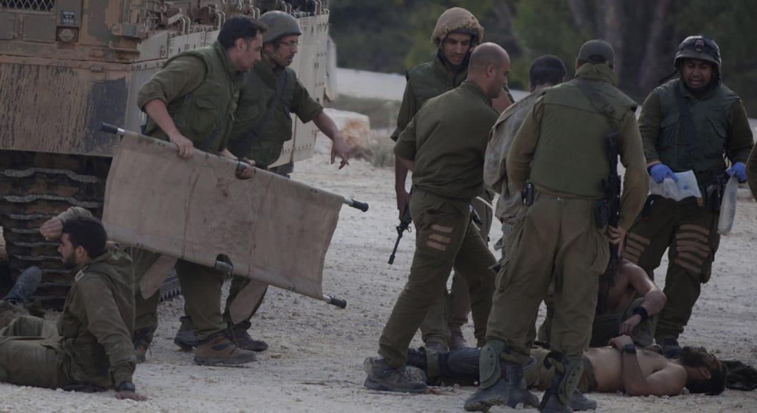 مقتل 13 جندي إسرائيلي في غزة وفريق CNN يحصي عشرات الجرحى في عسقلان