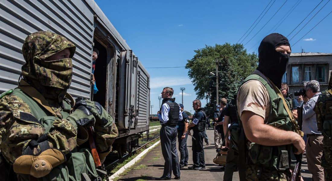 نواب أمريكيون: التوتر بأوكرانيا يثير مخاوف عودة الحرب الباردة