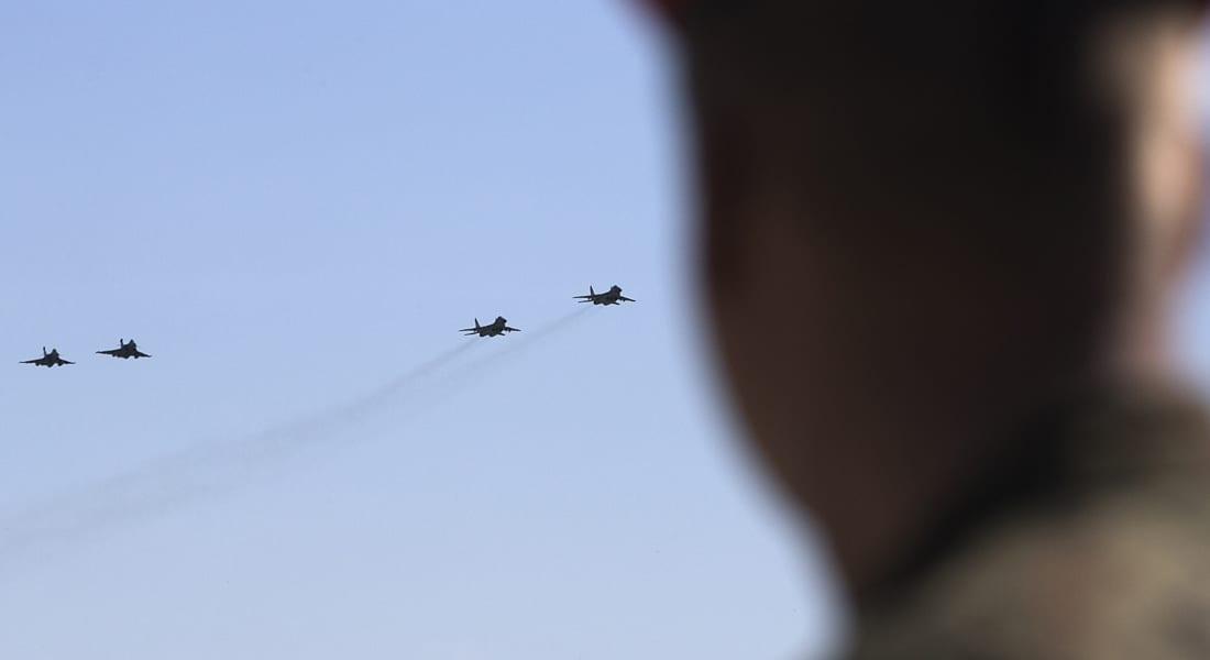 أوكرانيا: نظام دفاع جوي يُسقط طائرتين حربيتين شرق البلاد