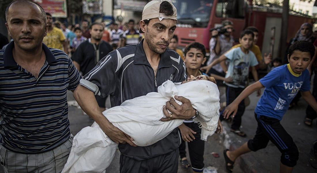 مجلس حقوق الإنسان التابع للأمم المتحدة يوافق على إجراء تحقيق بحصول انتهاكات في غزة