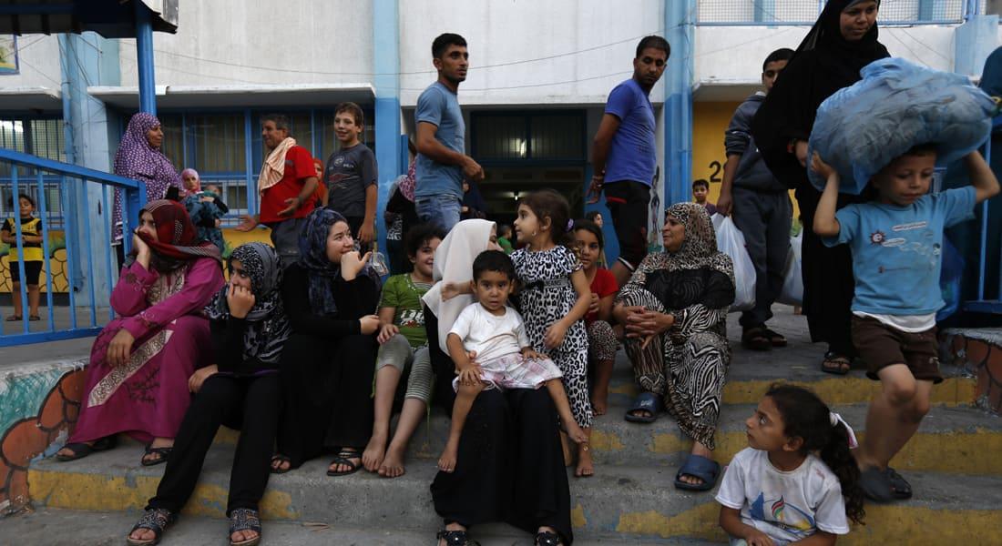 16 قتيلا و 200 جريح في قصف ملجأ للأمم المتحدة وإسرائيل تلمح إلى مسؤولية صواريخ حماس