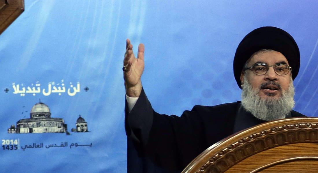 نصرالله يحذر من تدمير الأقصى على غرار ما يحدث للمساجد والمراقد الدينية بالعراق