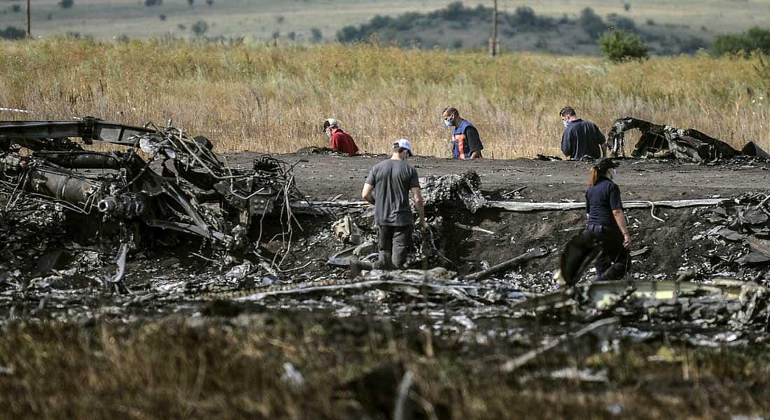 ماليزيا تطالب الأطراف الأوكرانية بتسهيل عمل المحققين في موقع تحطم الطائرة