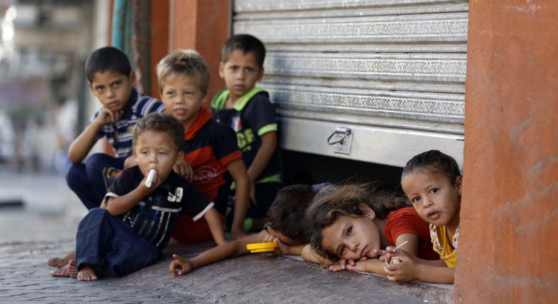 ثلثا الأطفال القتلى في غزة دون سن 12 .. ومجلس الأمن أغضب الطرفين