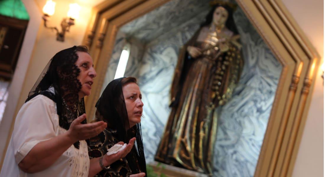 """فرنسا تبدي استعدادها لتسهيل استقبال مسيحيي العراق.. ومصرع  ممثل """"الخليفة"""" في داعش"""