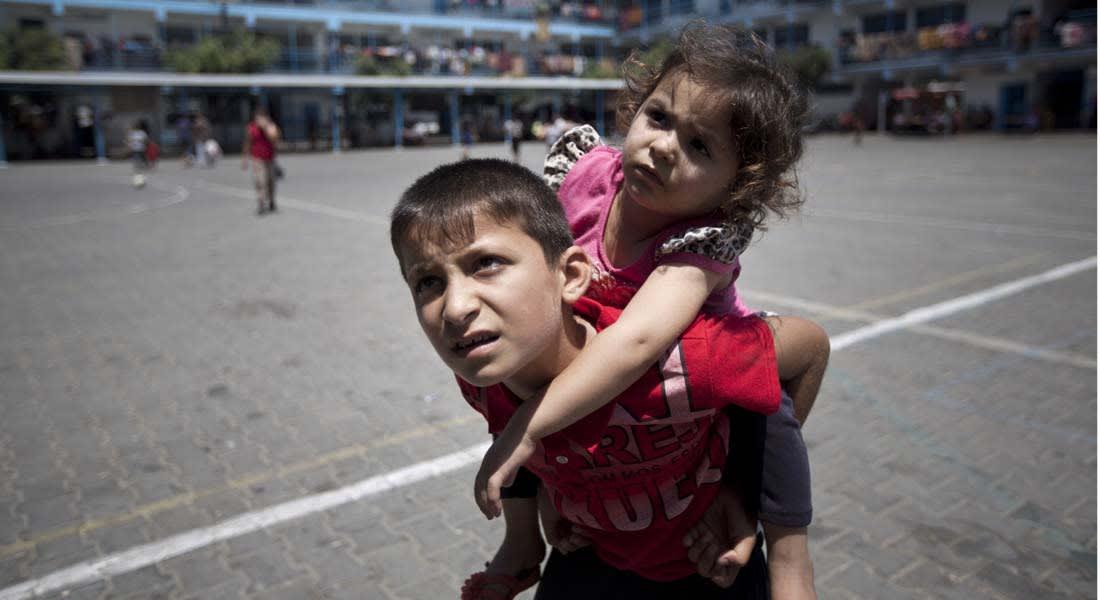 قسيس لـ كريستيان أمانبور: الصدمة لأطفال غزة قد تكون أسوأ من الحرب