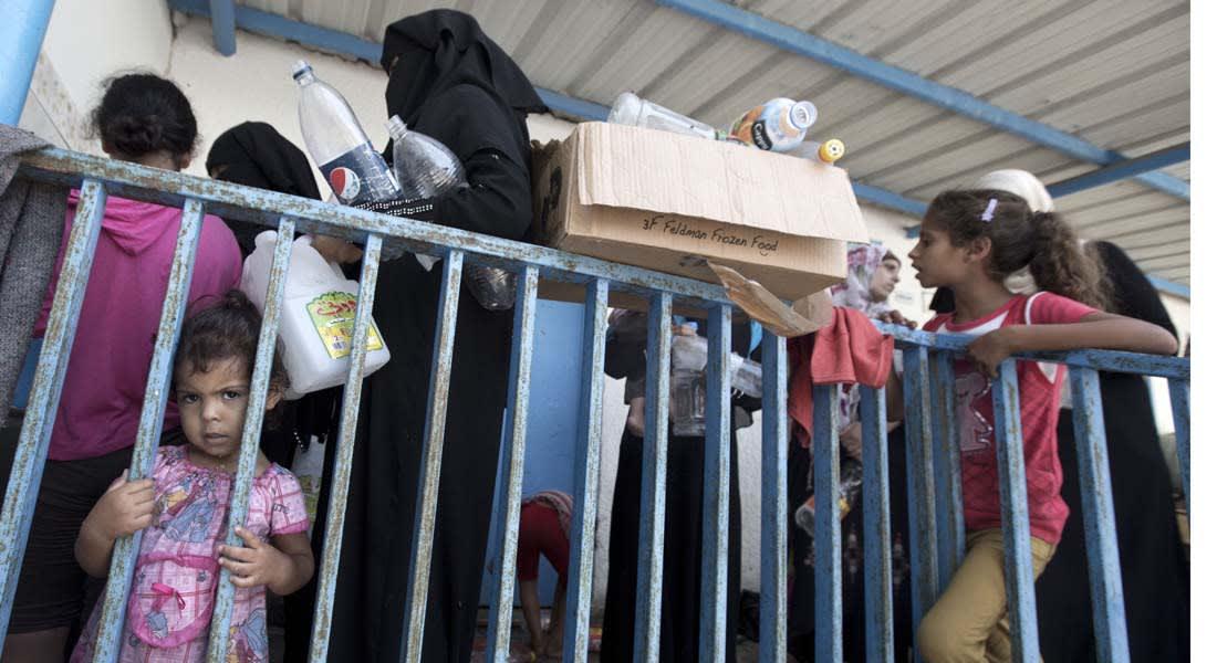 تكديس 200000 فلسطيني في 85 ملجأ.. غالبية القتلى مدنيون من غزة.. وعسكر من إسرائيل