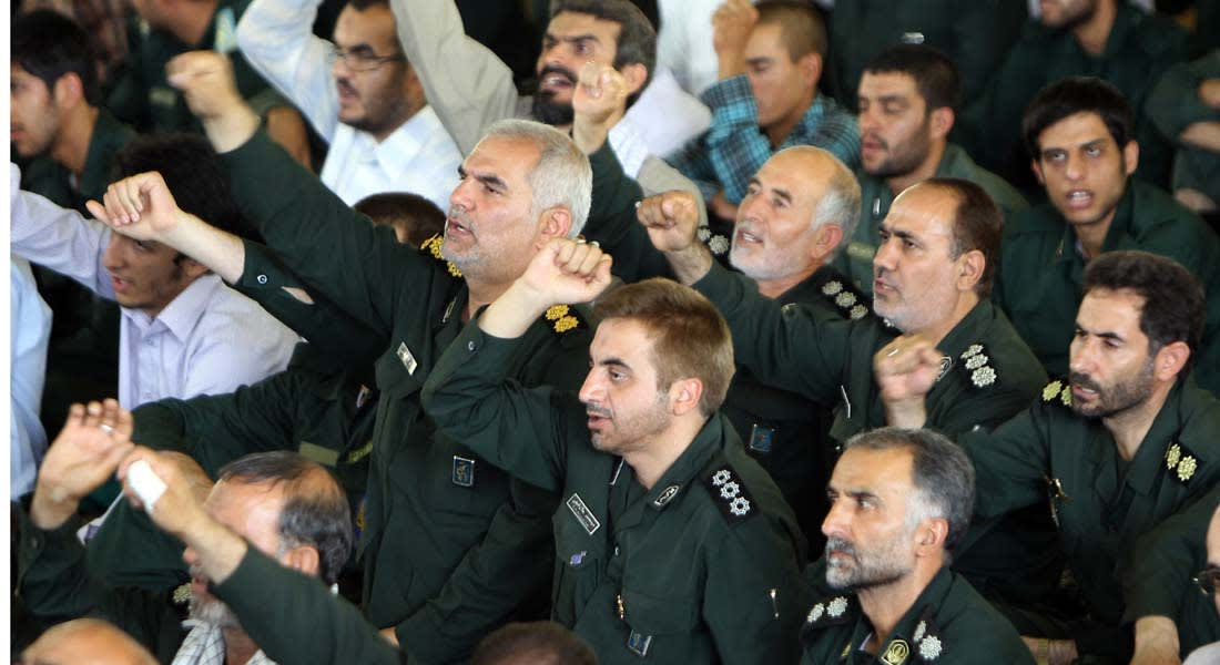 قائد فيلق في الحرس الثوري الإيراني يتوعد إسرائيل بالرد على عمليات غزة