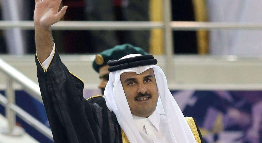 أمير قطر يقرّع بان كي مون: تحققوا قبل إصدار بياناتكم حول حماس وغزة