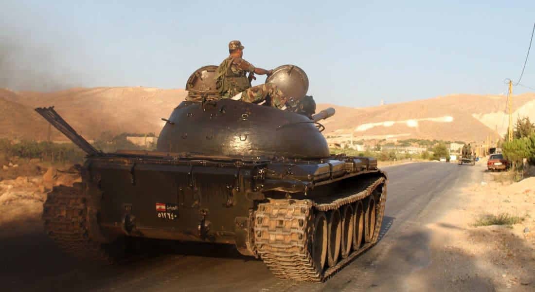 قهوجي: لن نسمح بانتقال الحرب للبنان.. وما حدث بعرسال مخطط له وفقدنا 13 جنديا