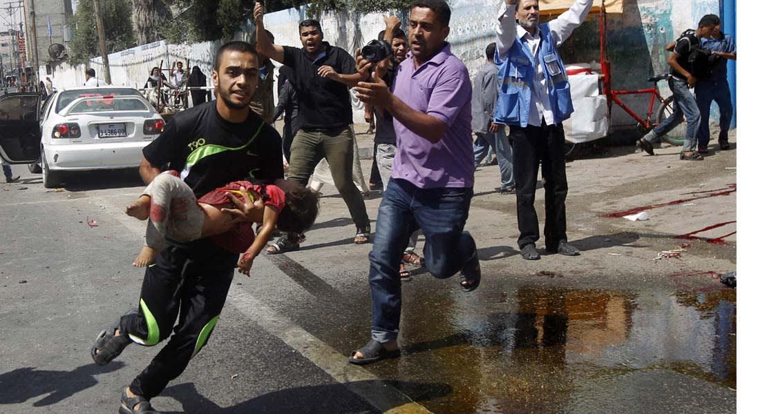 الأمم المتحدة: 50 اتصالا بالجيش الإسرائيلي قبل قصف المدرستين في غزة