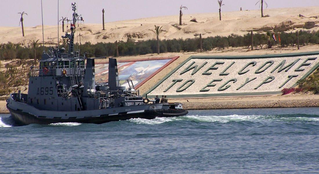 السيسي يدشن مشروعا لحفر قناة سويس جديدة بطول 72 كيلومترا