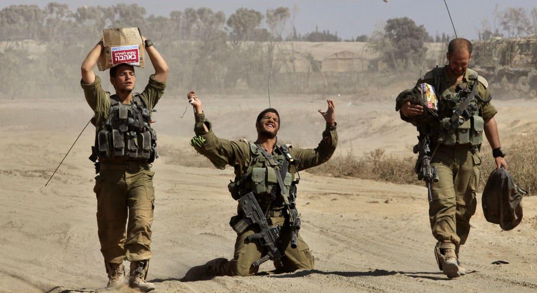 الجيش الإسرائيلي: لا وجود لقوات برية داخل غزة