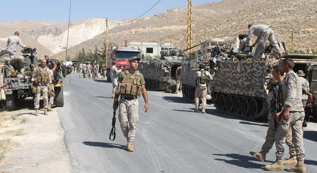 "لبنان.. تجدد اشتباكات ""عرسال"" وإطلاق 3 ""رهائن"" وجرح 7 جنود بطرابلس"