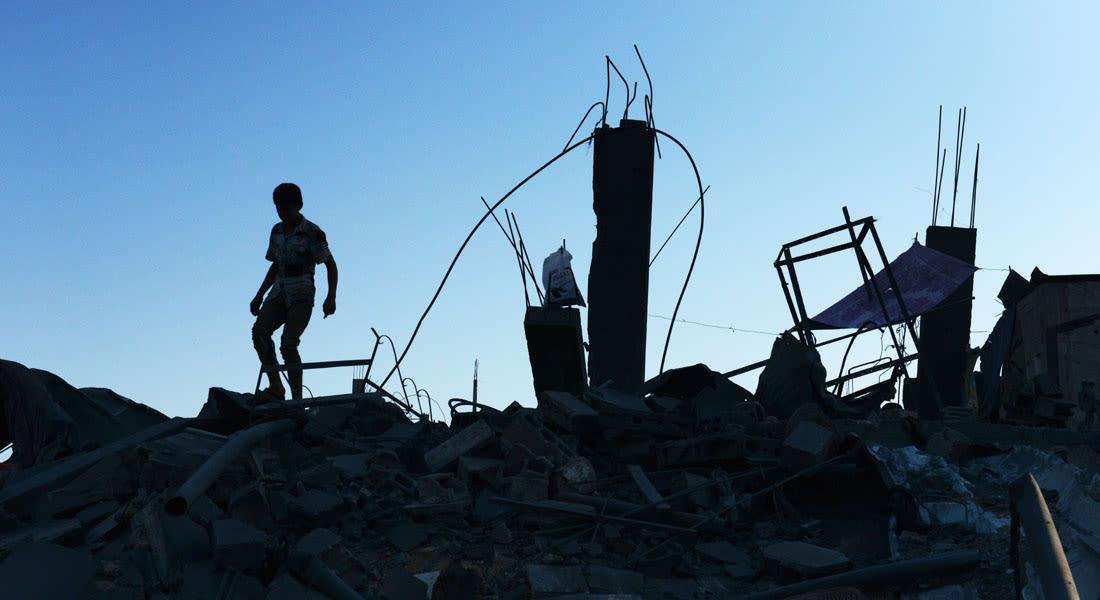 """الجيش الإسرائيلي: صاروخان من غزة على جنوب إسرائيل قبيل انتهاء الهدنة و""""حماس"""" تنفي المسؤولية"""