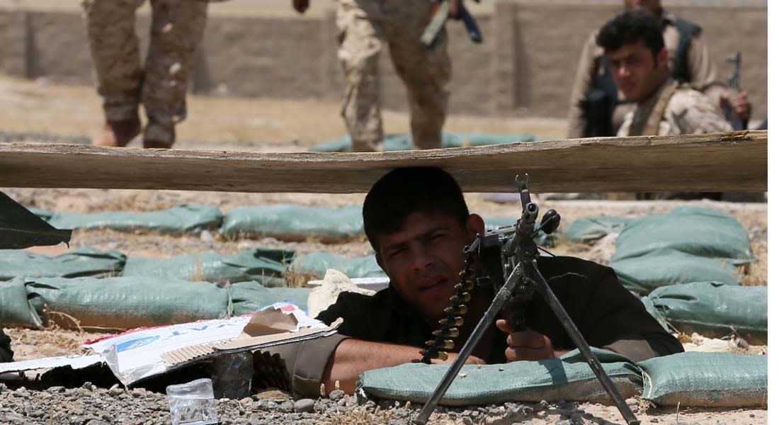 """مسؤول كردي: قوات البيشمرغة استعادت السيطرة على بلدتي مخمور والكوير ودحرت """"داعش"""""""