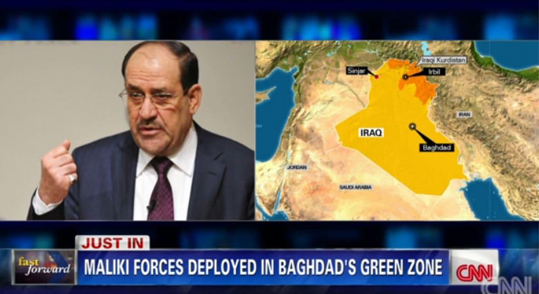 """محللون: تعزيزات المالكي العسكرية ببغداد إما.. استعدادات لـ""""داعش"""" أو """"انقلاب عسكري"""""""