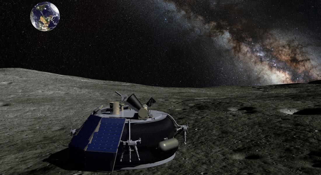 تريد 20 مليون دولار؟ صمم روبوتاً وأطلقه إلى القمر