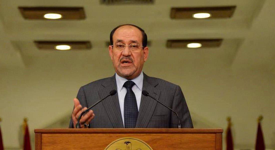 """المالكي يرفض التنازل عن منصب رئاسة الوزراء ويهاجم أمريكا وقوى داخلية متورطة بـ""""مؤامرة"""" ضده"""