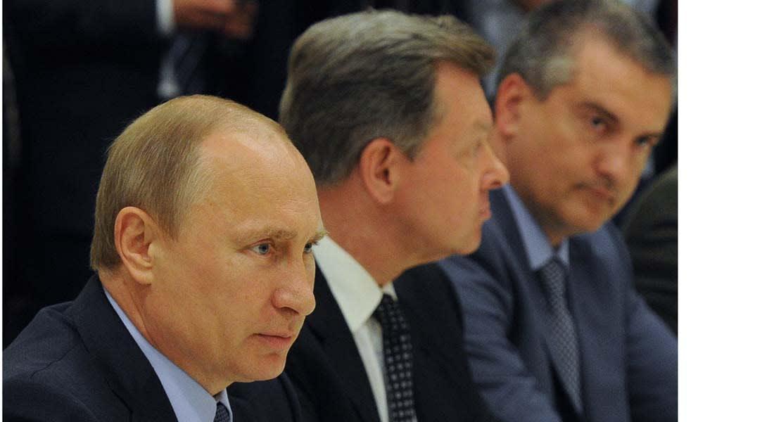 مجلس الأمن الروسي يجتمع في القرم برئاسة بوتين