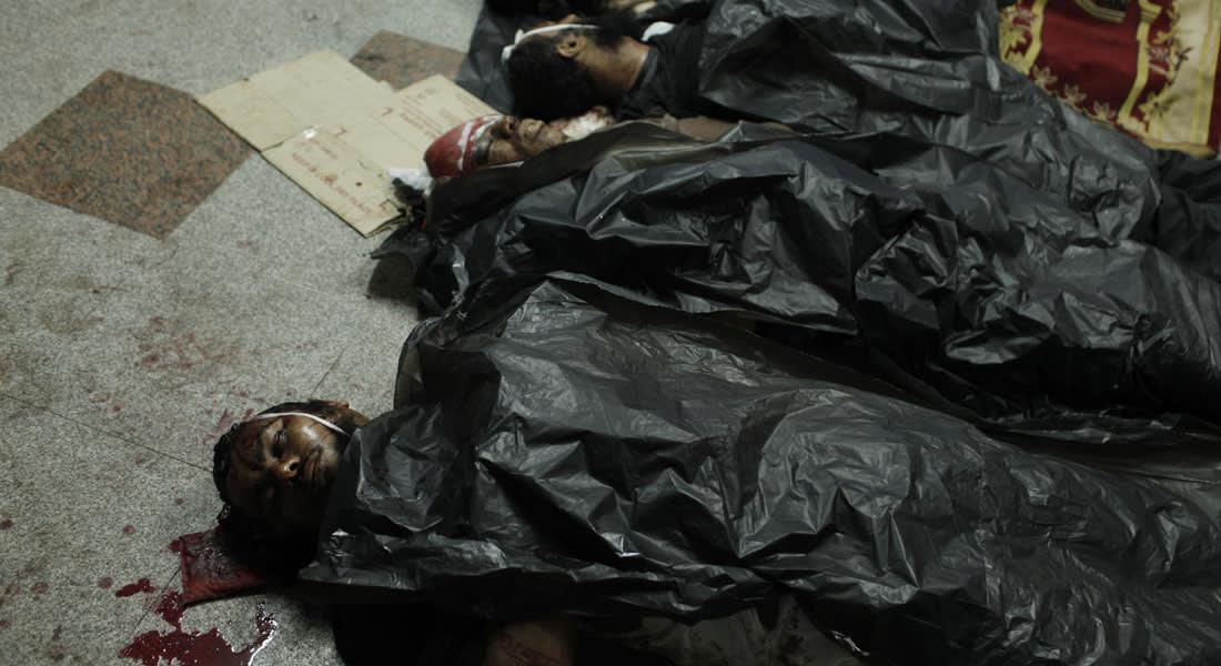 """هيومن رايتس: """"رابعة"""" أكبر مذبحة للمحتجين بالتاريخ المعاصر ويجب محاسبة المسؤولين بمصر"""