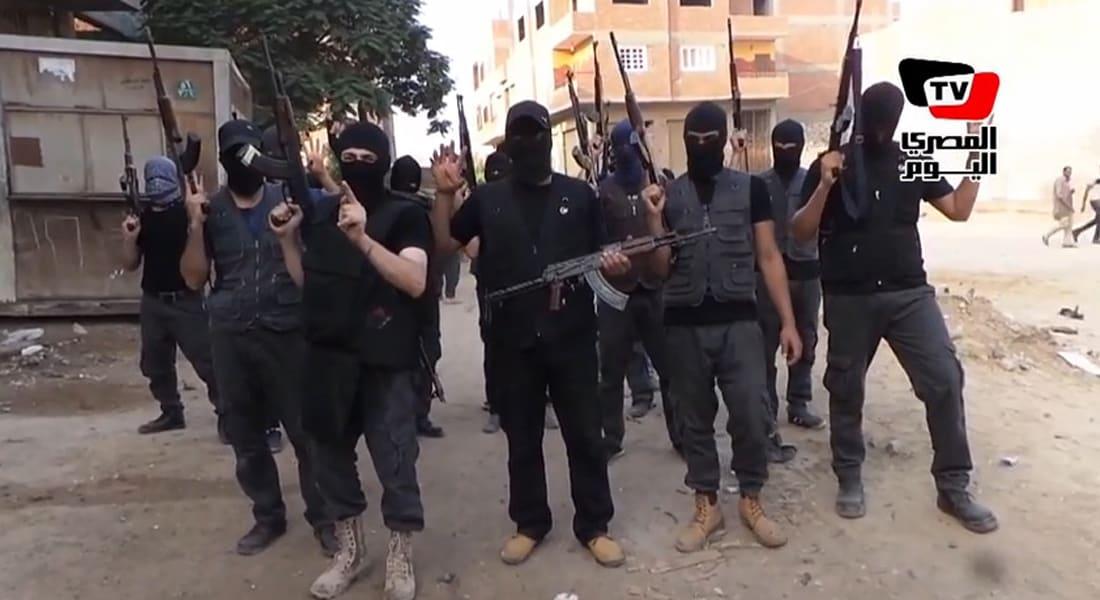 الداخلية المصرية تلاحق عناصر كتائب حلوان
