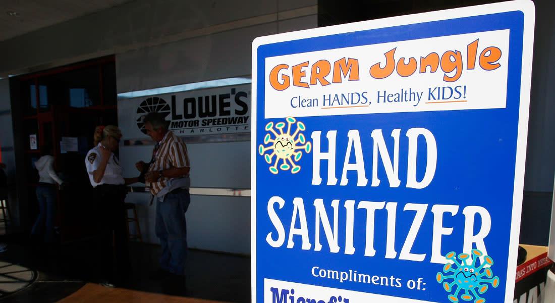دراسة: غسل الأيدي بالصابون VS تعقيمها بالمعقمات الكحولية = متساويان بمدارس الغرب