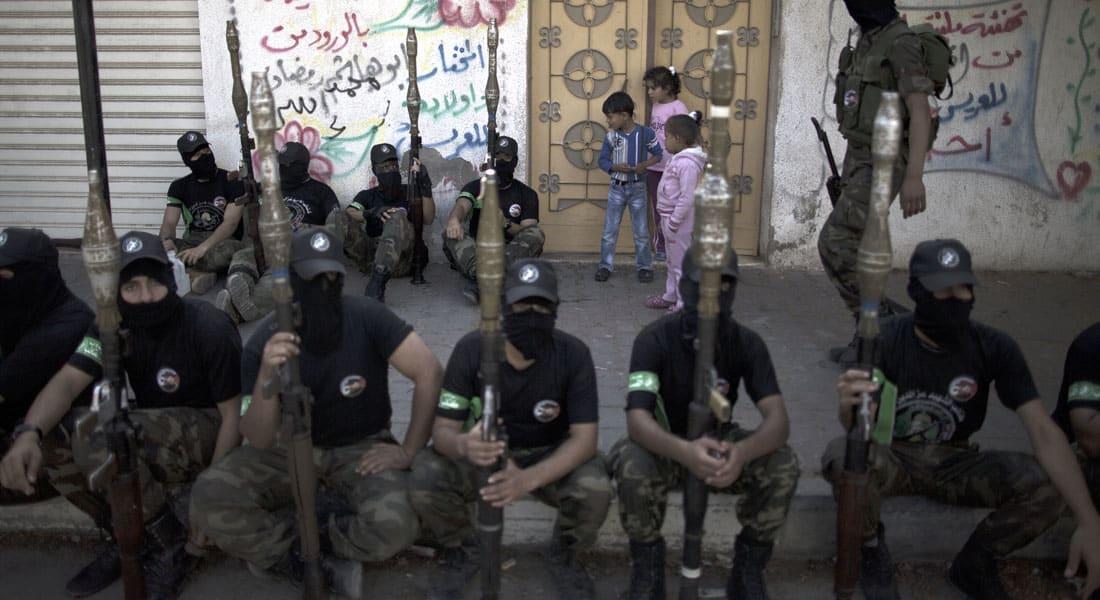 حماس تنفي ربط نتنياهو لها بداعش وإسرائيل تؤكد سلامة منشأة بحرية لاستخراج الغاز