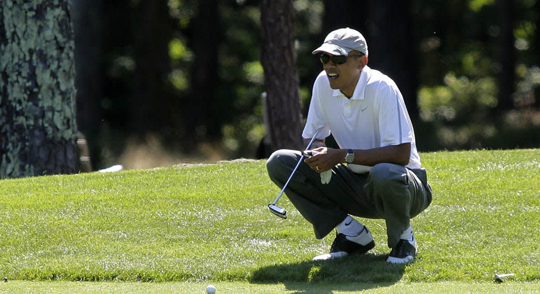 صحف العالم: أوباما يثير الغضب بلعبة غولف بعد مقتل فولي