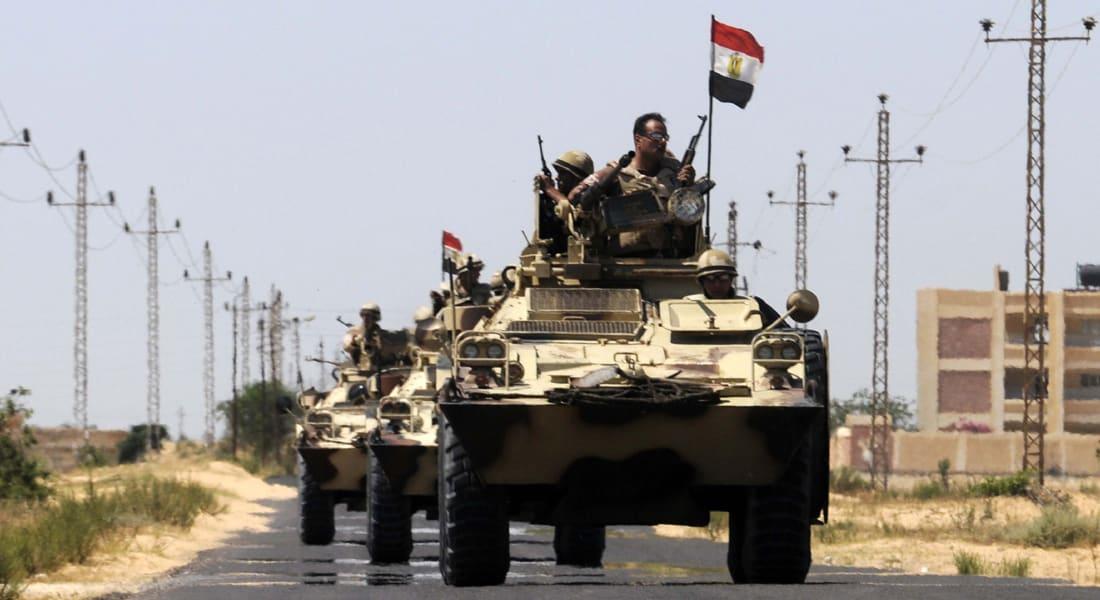 مصر.. تفجير مدرعة أمنية في رفح وأنباء عن إصابة 6 مجندين