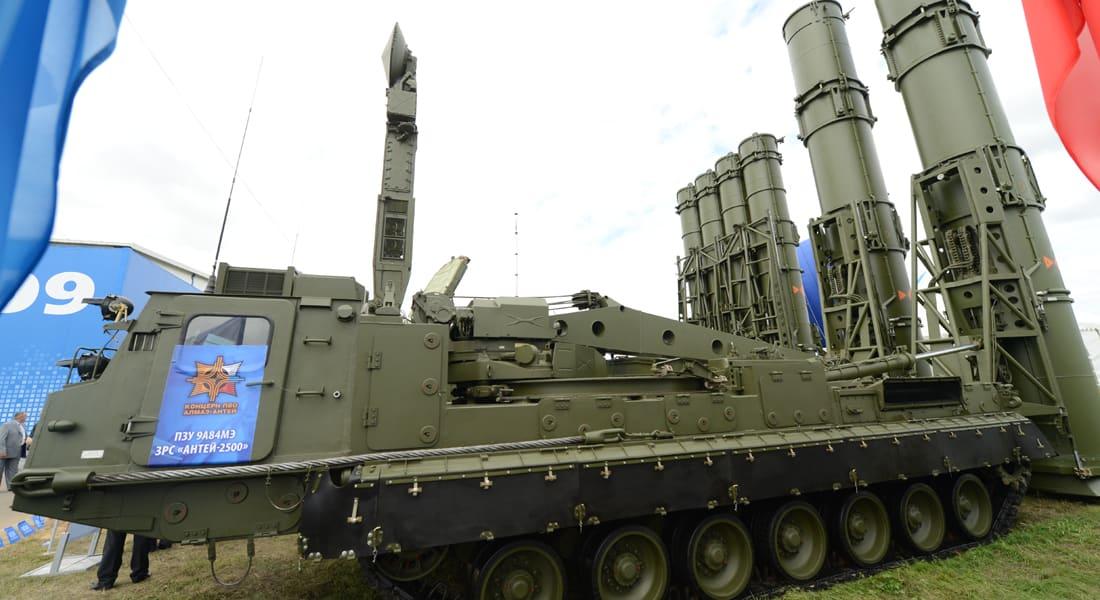"""روسيا: مصر قد تحصل على منظومة صواريخ """"إس 300"""" بدلاً من سوريا"""